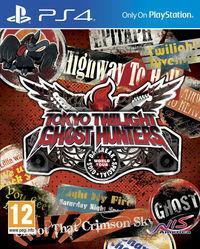 Portada oficial de Tokyo Twilight Ghost Hunters: Daybreak Special Gigs para PS4