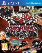 Portada oficial de de Tokyo Twilight Ghost Hunters: Daybreak Special Gigs para PS4