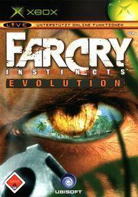 Portada oficial de Far Cry Instincts Evolution para Xbox