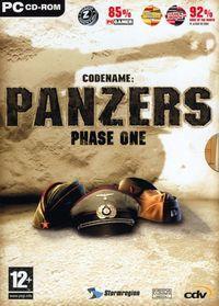 Portada oficial de Codename: Panzers 1939-45 para PC