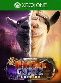 Portada oficial de Goat Simulator: Mmore Goatz Edition para Xbox One