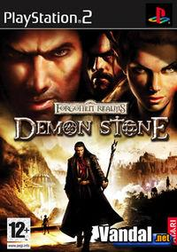 Portada oficial de Forgotten Realms: Demon Stone para PS2