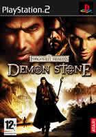Portada oficial de de Forgotten Realms: Demon Stone para PS2