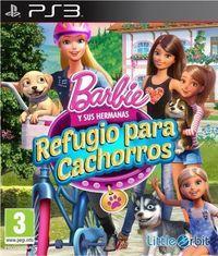 Portada oficial de Barbie y sus Hermanas: Refugio para Cachorros para PS3
