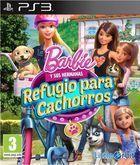 Portada oficial de de Barbie y sus Hermanas: Refugio para Cachorros para PS3