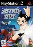 Portada oficial de de Astro Boy (2005) para PS2