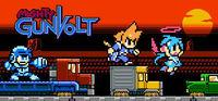 Portada oficial de Mighty Gunvolt para PC