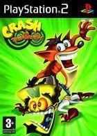 Portada oficial de de Crash Twinsanity para PS2