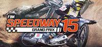 Portada oficial de FIM Speedway Grand Prix 15 para PC