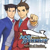 Portada oficial de Phoenix Wright: Ace Attorney - Spirit of Justice eShop para Nintendo 3DS