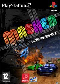 Portada oficial de Mashed para PS2