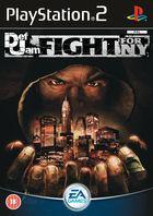 Portada oficial de de Def Jam Fight For New York para PS2