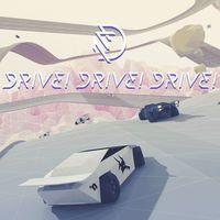 Portada oficial de Drive! Drive! Drive! para PS4