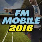 Portada oficial de de Football Manager Mobile 2016 para Android