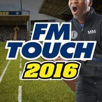 Portada oficial de Football Manager Touch 2016 para iPhone