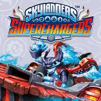 Portada oficial de Skylanders SuperChargers para iPhone