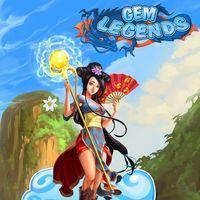 Portada oficial de Gem Legends PSN para PSVITA