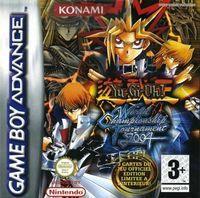 Portada oficial de Yu-Gi-Oh! World Championship Tournament 2004 para Game Boy Advance