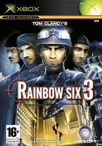 Portada oficial de Tom Clancy's Rainbow Six 3: Black Arrow para Xbox