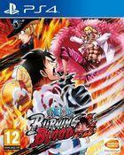 Portada oficial de de One Piece: Burning Blood para PS4