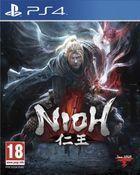 Portada oficial de de Nioh para PS4