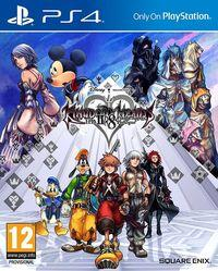 Portada oficial de Kingdom Hearts HD II.8 Final Chapter Prologue para PS4