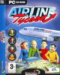 Portada oficial de Airline Tycoon para PC
