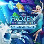 Portada oficial de de Frozen Free Fall: Batalla de bolas de nieve para PS4