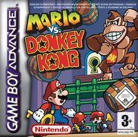 Portada oficial de Mario vs. Donkey Kong CV para Wii U