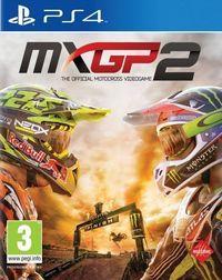 Portada oficial de MXGP2 para PS4