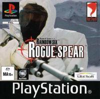 Portada oficial de Rogue Spear para PS One