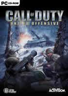 Portada oficial de de Call of Duty : La Gran Ofensiva para PC
