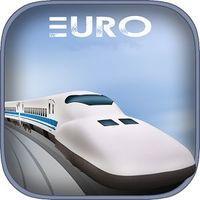 Portada oficial de Euro Train Simulator para Android
