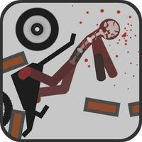 Portada oficial de Stickman Dismount para Android