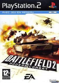 Portada oficial de Battlefield 2: Modern Combat para PS2