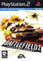 Portada oficial de de Battlefield 2: Modern Combat para PS2