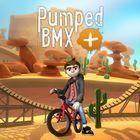 Portada oficial de de Pumped BMX + para PS4