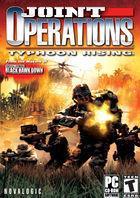 Portada oficial de de Joint Operations: Typhoon Rising para PC
