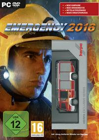 Portada oficial de Emergency 2016 para PC