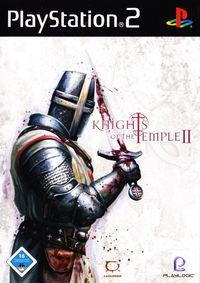 Portada oficial de Knights of the Temple para PS2