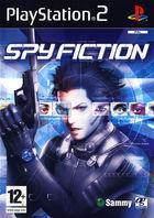 Portada oficial de de Spy Fiction para PS2