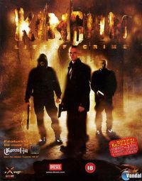 Portada oficial de Kingpin 2 para PC