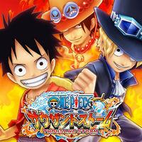 Portada oficial de One Piece: Thousand Storm para Android