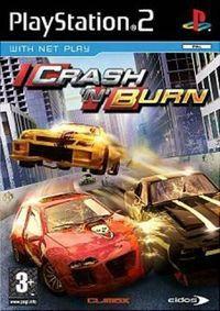 Portada oficial de Crash 'n' Burn para PS2