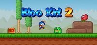 Portada oficial de Bloo Kid 2 para PC