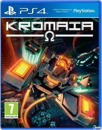 Portada oficial de Kromaia Omega para PS4