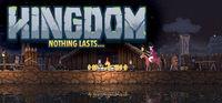 Portada oficial de Kingdom para PC