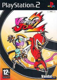 Portada oficial de Viewtiful Joe 2 para PS2