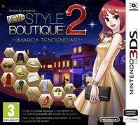 Portada oficial de New Style Boutique 2: Marca Tendencias para Nintendo 3DS
