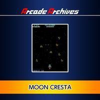 Portada oficial de Arcade Archives: Moon Cresta para PS4